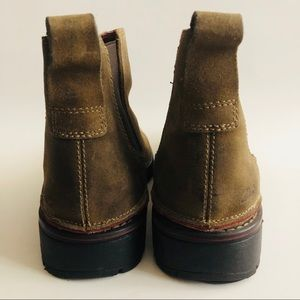 Clarks Shoes - Clarks Distressed Moto Boots Size 9